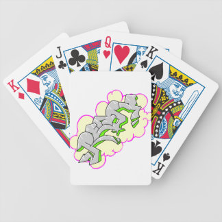 Remy Name Graffiti Bicycle Playing Cards