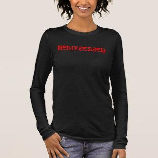 REMYSESSED 3/4 Vneck Long Sleeve T-Shirt