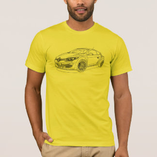 Ren Megane RS275T 2015 T-Shirt