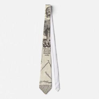 Renaissance Anatomy Tie