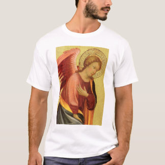 Renaissance Angel by Master of the Bambino Vispo T-Shirt