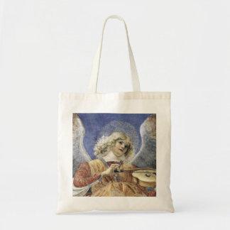 Renaissance Angel Tote Bag Melozzo da Forlì