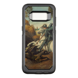 Renaissance Art Saint George and Dragon OtterBox Commuter Samsung Galaxy S8 Case