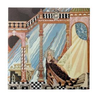 Renaissance Art Tile