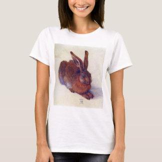 Renaissance Art, Young Hare by Albrecht Durer T-Shirt