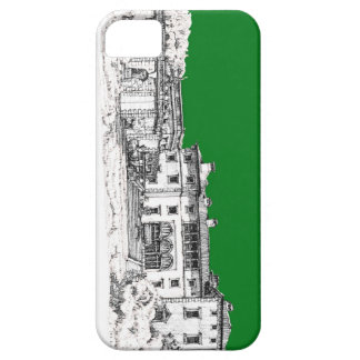 Renaissance building green case for the iPhone 5