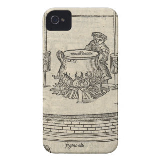 Renaissance cook iPhone 4 cover