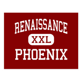 Renaissance - Phoenix - High - Detroit Michigan Postcard