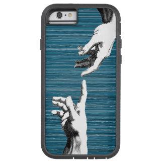 renaissance pop art michelangelo tough xtreme iPhone 6 case