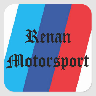 Renan Motorsport sticker