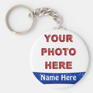 Rendez vos propres porte-clés en ligne avec la pho