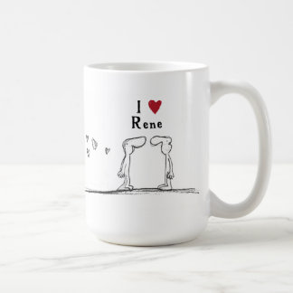 Rene Coffee Mug