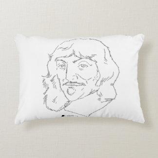 Rene Descartes Pillow