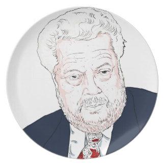 Rene Rivkin Plate