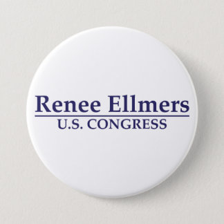 Renee Ellmers U.S. Congress 3 Inch Round Button