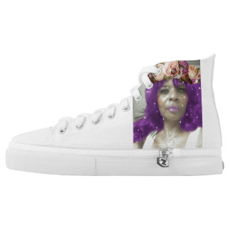 ReneeAB9 Graphic Women's High Tops