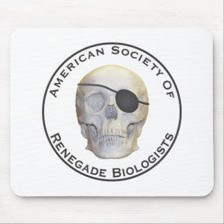 Renegade Biologists Mouse Pad