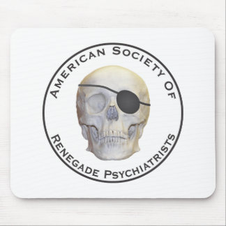 Renegade Psychiatrists Mouse Pad