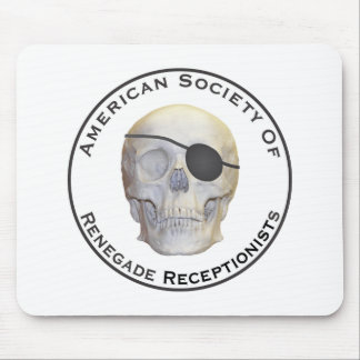 Renegade Receptionists Mouse Pad