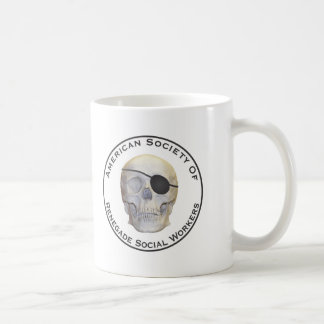Renegade Social Workers Classic White Coffee Mug