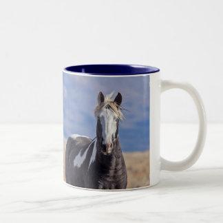Renegade, Wild Stallion Two-Tone Coffee Mug