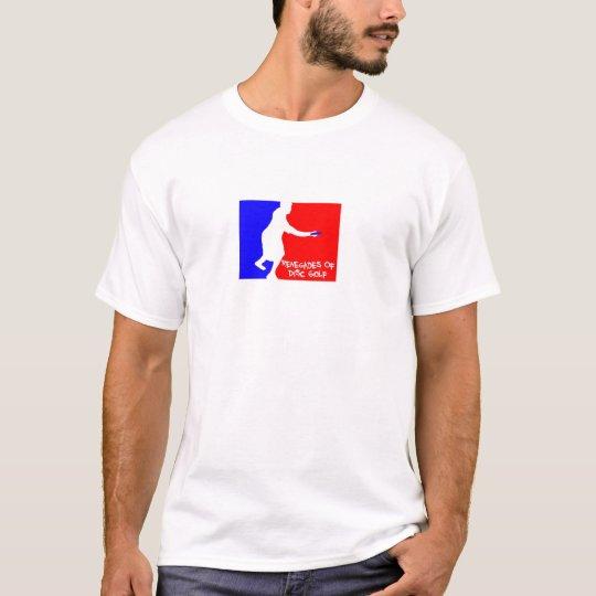 Renegades of Disc Golf T-Shirt