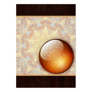 Renewal Abstract Artist Trading Card - ACEO Large Business Cards (Pack Of 100)