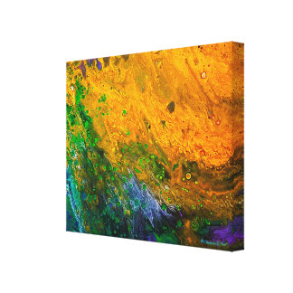 """Renewal"" Custom Art Canvas Print"