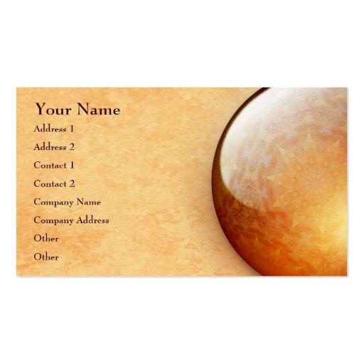 Renewal Jewel Business Card