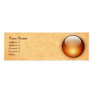 Renewal Jewel Profile Business Card