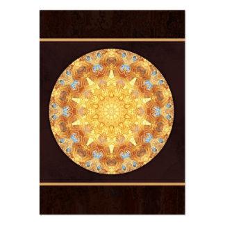Renewal Mandala ACEO - Custom Business Card