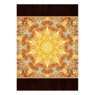 Renewal Mandala Artwork Artist Trading Card - ACEO Large Business Cards (Pack Of 100)