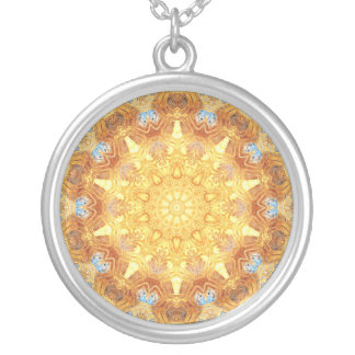 Renewal Mandala Necklace
