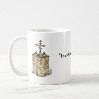 Renewed Life Quote/ Chrismatory Coffee Mug