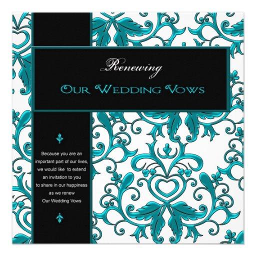 Renewing Wedding Vows Invitations Embellishments Personalized Invitations