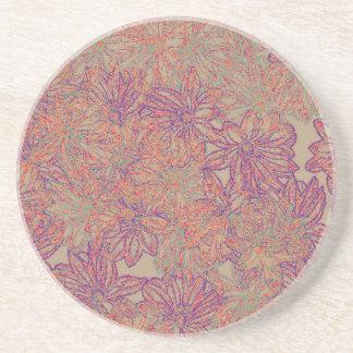 Rennie's Daisy Print Coaster