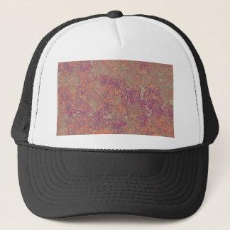 Rennie's Daisy Print Trucker Hat