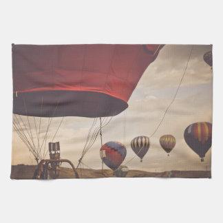 Reno Hot Air Balloon Race Kitchen Towel