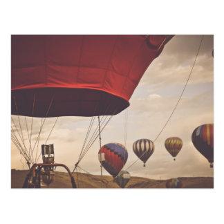 Reno Hot Air Balloon Race Postcard
