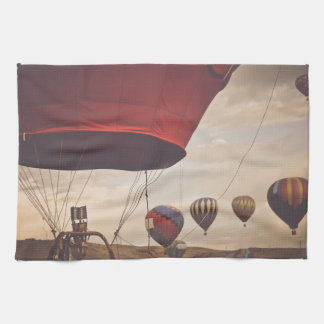Reno Hot Air Balloon Race Towels