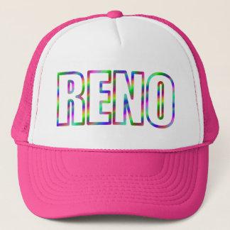 RENO Neon Trucker Hat