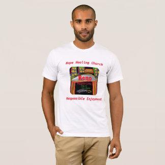 Reno Nevada Hope Healing Church Christian T-Shirt