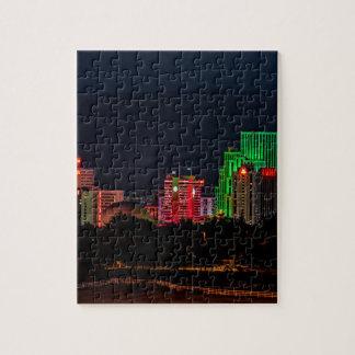 Reno Nevada Skyline Puzzles