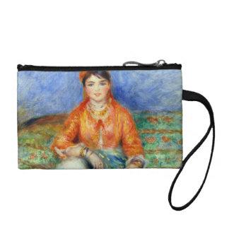 Renoir - Algerian Girl Change Purse