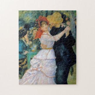 Renoir Dance at Bougival Fine Art Puzzles