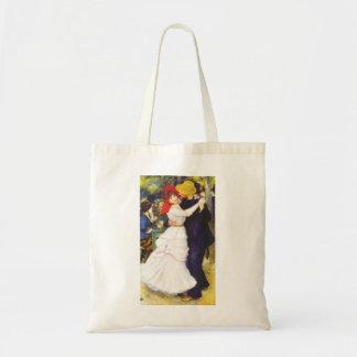 Renoir Dance at Bougival Tote Bag