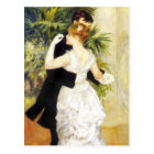 Renoir Dance in the City Postcard