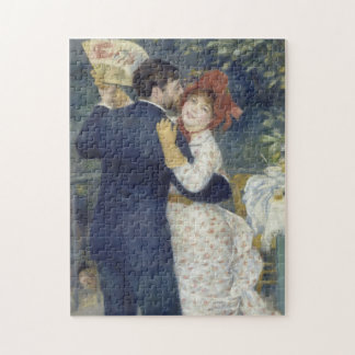 Renoir Dance in the Country Fine Art Jigsaw Puzzle