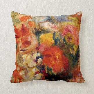 Renoir - Flower Study, 1913 Throw Pillow
