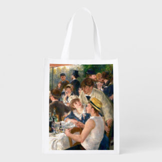 Renoir French Luncheon at the Boating Party Market Totes